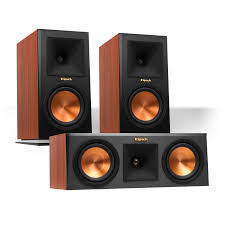 reference premiere hd wireless home klipsch rp160m reference premiere monitor speaker pair w rp250c