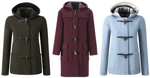 what to look for in a new winter coat duffle coats uk news