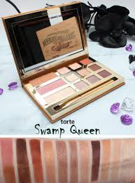 Salon Jardin En Palette by Tarte Grav3yardgirl Swamp Queen Palette Swatches On Pale Skin