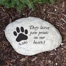 pet memorial stones personalized dog memorial stepping pet memorial gifts