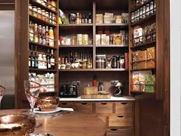 cabinet in wall kitchen pantry shallow storage cabinet space