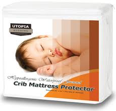 Waterproof Mattress Cover Crib Waterproof Mattress Cover Crib Fit Protector Pad Bedding