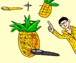 Ananas Pineapple Meme - pineapple pen dead meme lol