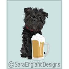 affenpinscher and chihuahua affenpinscher art artwork prints u0026 products by sara england designs