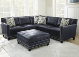 Navy Blue Leather Sectional Sofa Sectional Sofa Design Amazing Navy Blue Leather Sectional Sofa