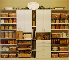 Kitchen Cabinet Spice Organizers by Furniture Nice White Double Swing Door Pantry Cabinet And Drawers