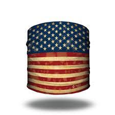 Meaning Of American Flag Seamless Tubular Bandanas Face Masks Headbands U0026 Hats Hoo Rag