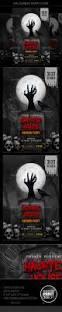 halloween video background loop haunted house hell download nullz gfx u0026 video