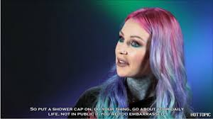 hair color put your picture hair color tips from arctic fox creator kristen