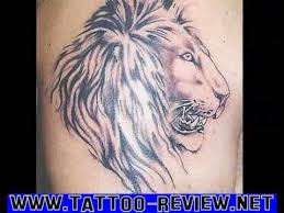 leo tattoo designs youtube