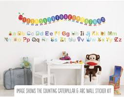 Alphabet Wall Decals For Nursery Alphabet Wall Stickers Buy Abc Wall Stickers Baby Stuff