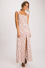 floral maxi dress in bloom floral maxi dress sale b ö h m e