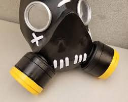 Masker Gas roadhog mask etsy