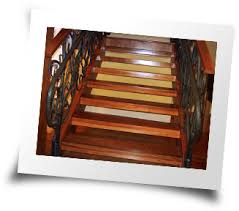 custom stair treads by bailey wood products inc