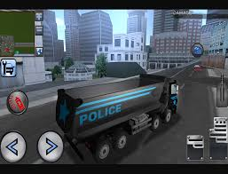 police truck 3d police truck simulator 2016 android apps on google play