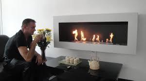 bio fireplace 15 bio ethanol fireplaces with geometric designs 9