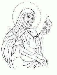 catholic coloring pages kids coloring