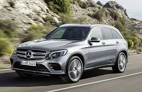 mercedes suv classes all 2016 mercedes glc looking to lead luxury compact suv
