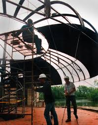 preserving a prototype buckminster fuller u0027s dymaxion house
