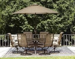 Solana Bay 7 Piece Patio Dining Set - outdoor patio sets under 300 patio outdoor decoration
