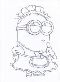 step step 097 draw kevin minion despicable