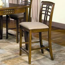 Counter Height Dining Room Chairs Rich Walnut Counter Height Dining Room Set Counter Height Dining