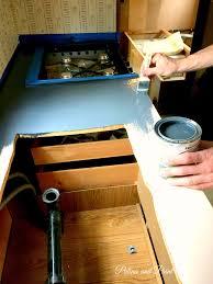 ryan u0027s rv kitchen patina and paint