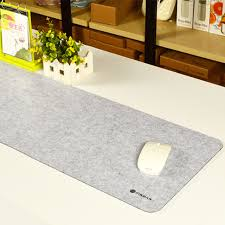 bureau mat 80x30 cm duurzaam computer bureau mat moderne tafel vilt bureau mat