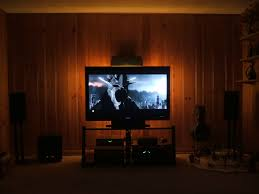 ambient light behind tv a win win for your home theatre add indirect lighting behind your