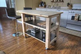 how to make a kitchen island with seating how to use a prep table for your kitchen island