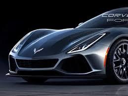 corvette c8 concept this c8 corvette is based on and promises hybrid