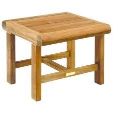 kingsley bate coffee table bate nantucket teak side table