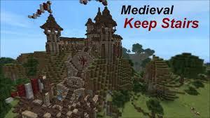 Minecraft Stairs Design Minecraft Keep Stairs Tutorial