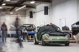 porsche singer engine singer vehicle design behind the scenes gallery total 911