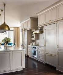Kitchen Gray Cabinets I Actually Really Love These Cabinets The Color Is Modern But