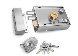 serrure chambre de porte d acier inoxydable de serrure de jante de sécurité de