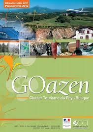 chambre des commerces bayonne calaméo cluster tourisme pays basque