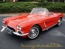 1962 corvette pics 1962 corvette fuelie convertible for sale at buyavette atlanta