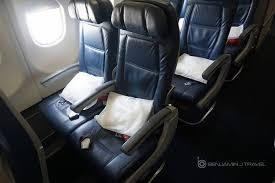 Delta 777 Economy Comfort Trip Report Delta A330 Economy Class Barcelona To New York Jfk