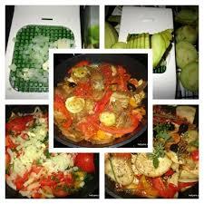 cuisiner les l馮umes sans mati鑽e grasse recette sans matière grasse légumes de saison cuits ratatouille