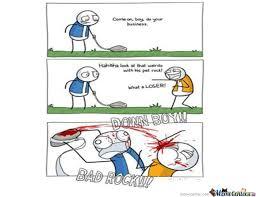 Pet Rock Meme - bad rock o 1705989 jpg 640 492 cartoons pinterest cartoon