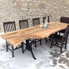 live edge outdoor table live edge country charm furniture
