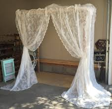wedding arch lace wedding decor rentals cake stands photo props birch arch chair