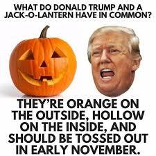 Republican Halloween Meme - pin by diane on trump republicans suck not for idiot trump