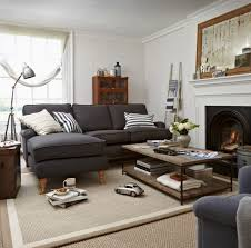 livingroom chaise sofa living rooms the bluebell sofa charcoal gray sofas sofa