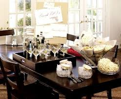 New Year S Eve Table Decor Ideas by New Years Eve House Party Ideas For Adults