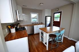 kitchen remodeling ideas before and after plans brilliant before after ready for entertaining kitchen makeovers budget kitchen