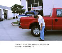 Ford F250 Used Truck Bed - lets lower a custom shortened f250 super duty