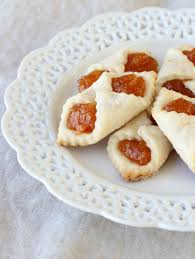 apricot kolaches an hungarian christmas cookie