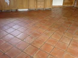 Kitchen Tile Floor by Terracotta Tile Floor On Hexagon Floor Tile Peel And Stick Floor